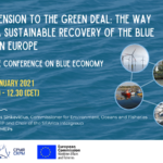 Searica online conference on blue economy